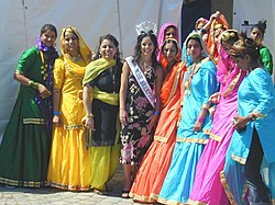 Punjabi Virsa Art & Culture Academy with Miss Brampton.