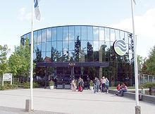 Skandinavisk Dyrepark eller Ree Park den blå planet odense
