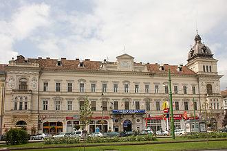 Arad, Romania - Neumann Palace