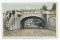 Arch over Shore Road, Ft. Wm. Henry Hotel, Lake George, N. Y (NYPL b12647398-74088).tiff
