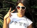 Archana Vijaya at endorsing MyFavDJ.in (2).jpg