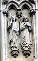 Archangel Raphael & Uriel - Westminster Abbey.jpg