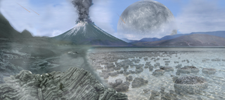 Archean Second eon of the geologic timescale