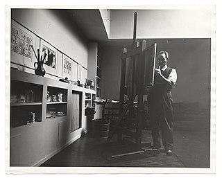Julian E. Levi painter
