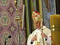 Arcybiskup Gerhard Ludwig Müller w Myszyńcu - 01.jpg