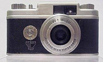 Argus (camera company) - Argus 21