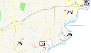 Arkansas Highway 131 highway in Arkansas