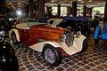 Arkhangelskoye Vadim Zadorozhnys Vehicle Museum Triumph GT-6 Bermuda Special Roadster IMG 9605 2150.jpg
