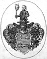 Armorial bookplate of David Samuel von Madai.jpg