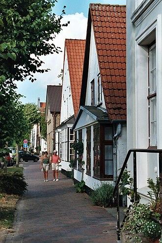 Arnis, Germany - Arnis town