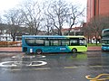 Arriva Kent & Surrey GN15CWV (side), Chatham Bus Station, 15 January 2018.jpg