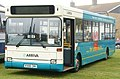 Arriva Southend bus 3308 (R308 CMV), 2008 Canvey Island bus rally (cropped).jpg