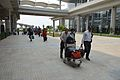 Arrival of Scholarship Holders - Wiki Conference India - Chandigarh International Airport - Mohali 2016-08-04 5864.JPG