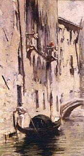 Camillo Rapetti Italian painter