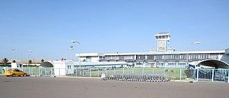 Asmara International Airport - Image: Asmara International Airport
