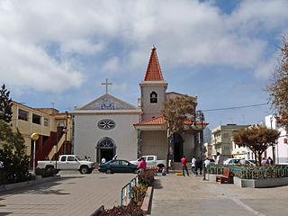 Santa Catarina, Cape Verde Municipality of Cape Verde