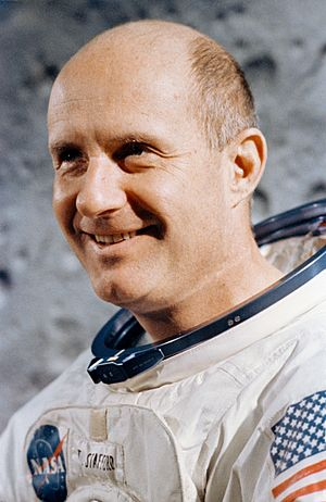 Thomas P. Stafford - Stafford as Apollo 10 Commander