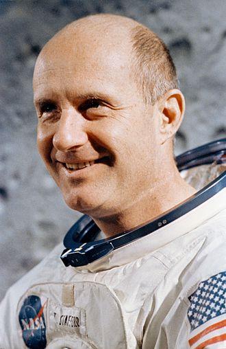 Thomas P. Stafford - Stafford as Apollo 10 Commander