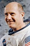 Astronaut Thomas P. Stafford, prime crew commander of the Apollo 10 lunar orbit mission.jpg