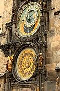 Astronomical clock in Old Town Prague.jpg