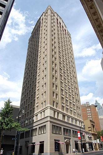 Francis Palmer Smith - Rhodes-Haverty Building (1929)