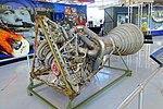 Atlas rocket engine - Evergreen Aviation & Space Museum - McMinnville, Oregon - DSC00798.jpg