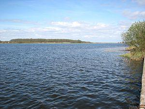 Nemunas Delta - Atmata River