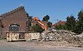 Auberchicourt - Démolition des Grands bureaux de la Compagnie des mines d'Aniche le 2 septembre 2013 (12).JPG