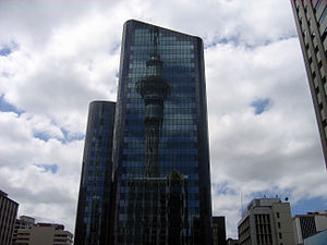 National Bank of New Zealand - National Bank Tower 205 Queen Street Auckland