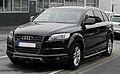 Audi Q7 – Frontansicht, 26. Juni 2011, Mettmann.jpg