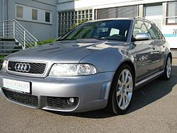 Audi RS4 B5 left side.JPG
