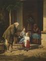 August Heinrich Mansfeld - Barmherzigkeit 1871.png