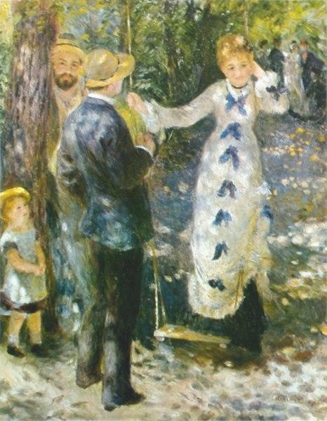 File:Auguste Renoir - La Balançoire.jpg