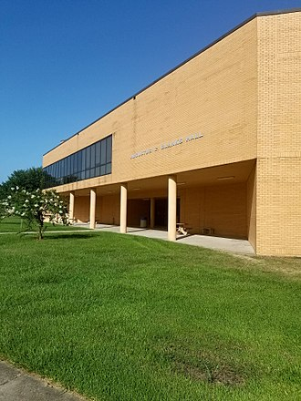 Southern University - Augustus C. Banks Hall