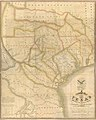 Austin & Tanner Map of Texas with Parts of the Adjoining States 1836 UTA.jpg