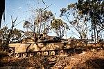 Australian Army M1A1 during Talisman Sabre 2015.jpg