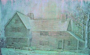 James Avery (American colonist) - Home of James Avery built in 1656
