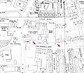 Ayahs' Home King Edward's Road, Hackney on 1948 Ordnance Survey map.jpg