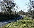 B3098 near Upper Baynton Farm - geograph.org.uk - 1771149.jpg