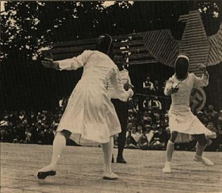 Fencing at the 1936 Summer Olympics
