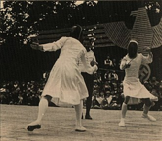 Fencing at the 1936 Summer Olympics - Fencing at the 1936 Summer Olympics