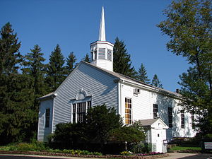 Barrington Hills, Illinois - Barrington Center Church
