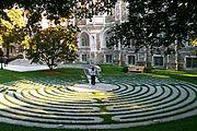 9/11 Memorial Labyrinth
