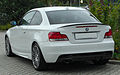 BMW 123d Coupé Sportpaket BMW Performance (E82) rear-1 20100914.jpg