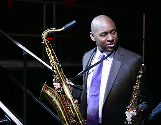 Fight the Power (Public Enemy song) - Branford Marsalis (photographed in 2011) played a saxophone solo for the song's soundtrack version.