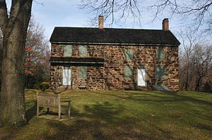 Pennsauken Township, New Jersey - Burrough-Dover House