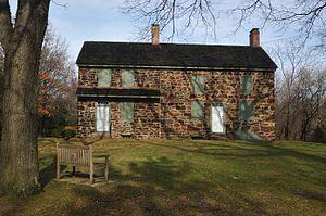 Burrough-Dover House - Image: BURROUGH DOVER HOUSE, PENNSAUKEN, CAMDEN COUNTY