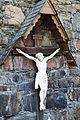 Bacharach, Kruzifix an St. Nikolaus.jpg