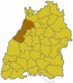 Baden Wuerttemberg Region Mittlerer Oberrhein.png