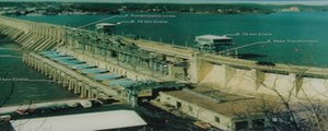 Lake of the Ozarks - Bagnell Dam